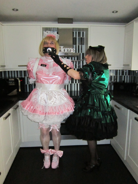 sissy maids punishment