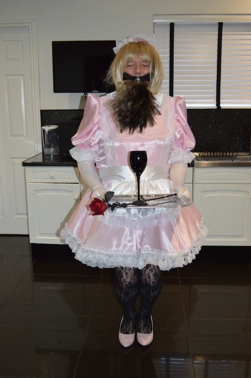 24/7 live in maid sissy barbie shares some of her fantasises and nighmares