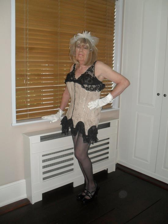 Kent Mistress Lady Penelope Specialize in tight laced Victorian Corsertry
